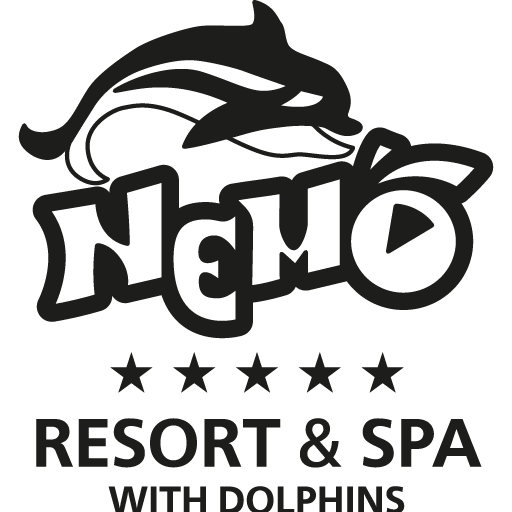 Resort & SPA Hotel NEMO with dolphins